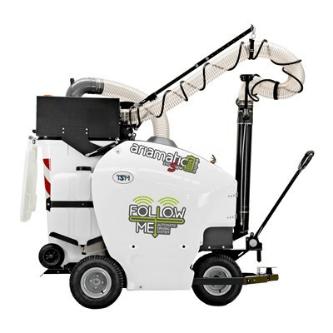 Tsm Ariamatic 240 super | Balai mécanique de rue et balai aspirateur | Équipement et machinerie lourde | Cubex